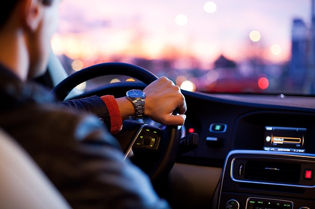 Man driving a car at sunset has found Christian counseling in Hillsboro, OR and Clackamas, OR helpful for connecting. If you are suffering from anxiety or depression, get help with your emotions with Christian therapy with a christian counselor. Get online therapy in Oregon here!